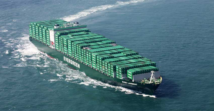 Greencarrier Liner Agency Green Container Shipping